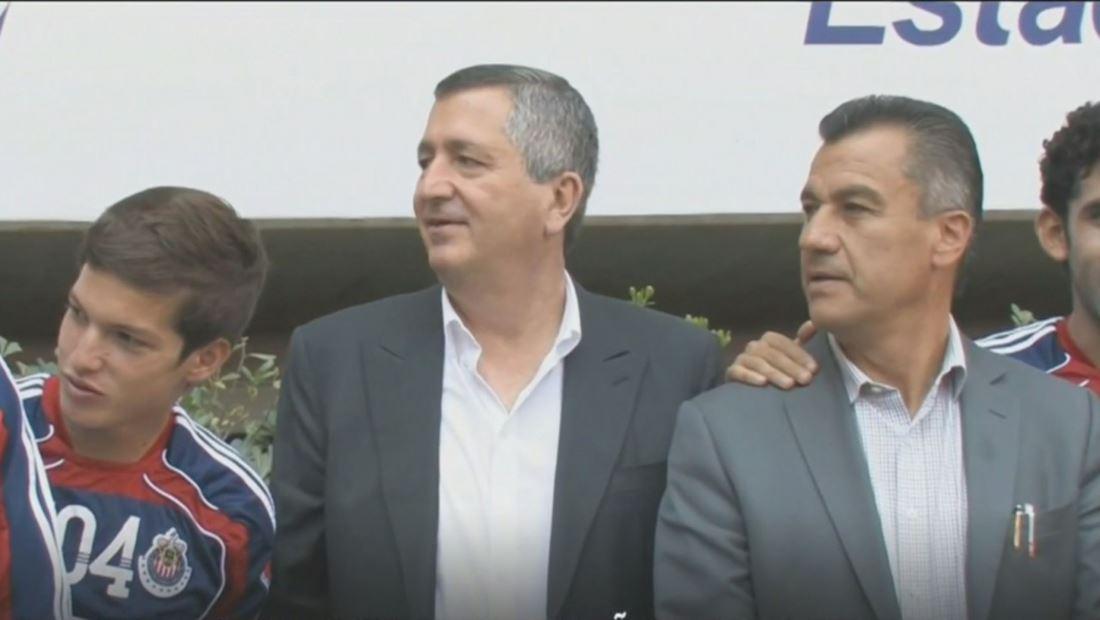 Fallece a los 64 años el propietario de las Chivas, Jorge Vergara