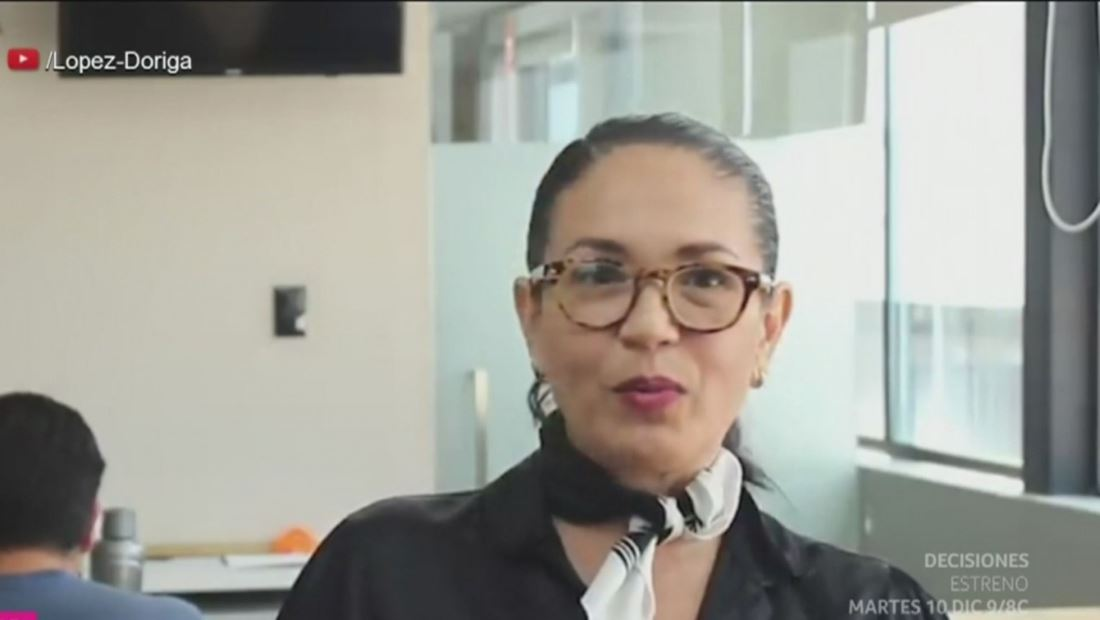 Yolanda Andrade dice que Verónica Castro fue parte de infidelidad (VIDEO)