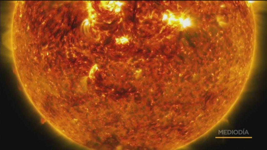 ¿Se puede ver el paso de Mercurio frente al Sol desde La Tierra?