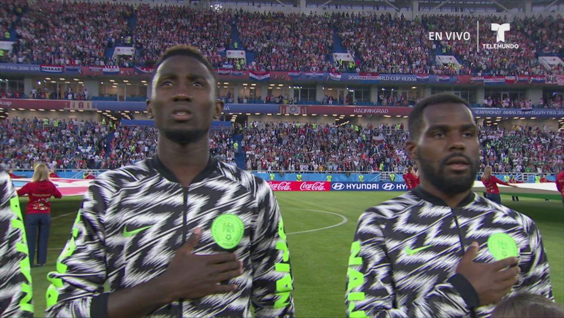 Grupo D:Croacia v Nigeria