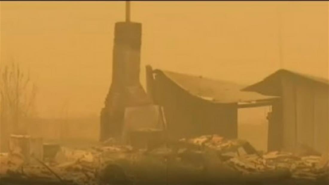 En Australia: descenso de la temperatura y vientos dan alivio contra los incendios que arrasan en tres estados del país
