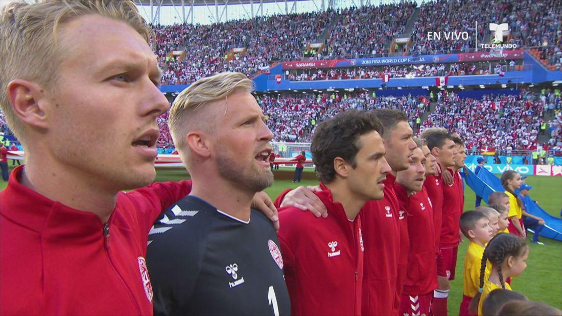 Grupo C:Perú v Dinamarca