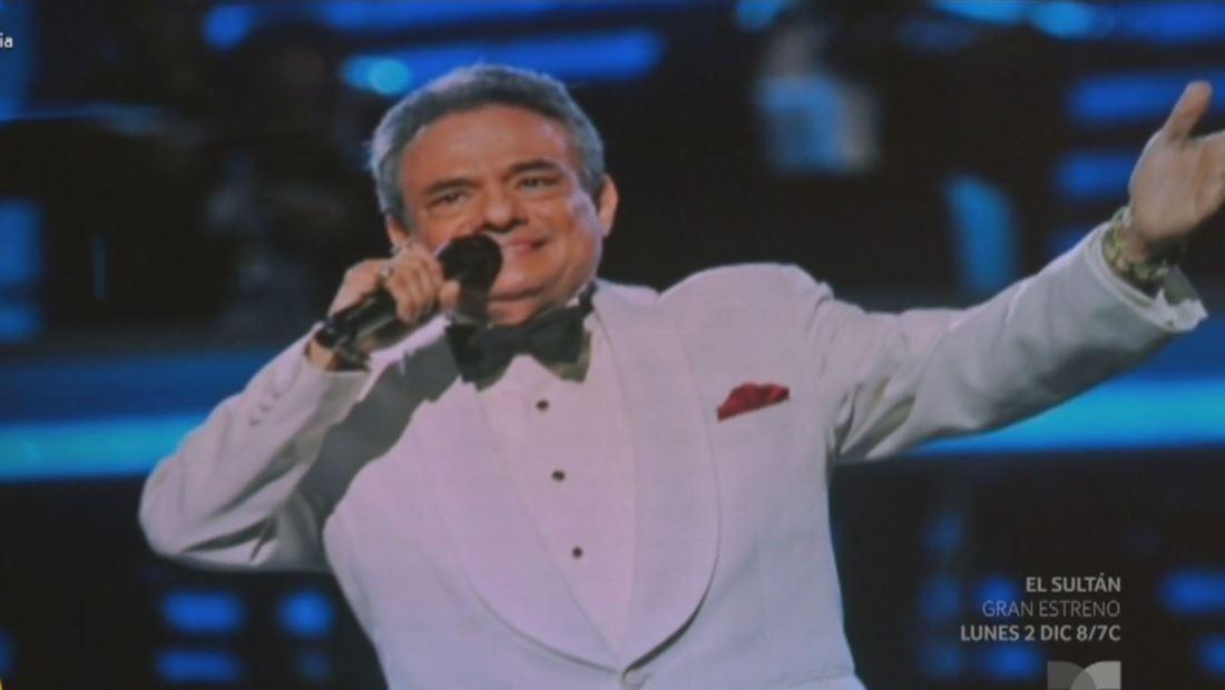 José José revela a La Médium Latina que Sarita no actuó como él hubiese querido