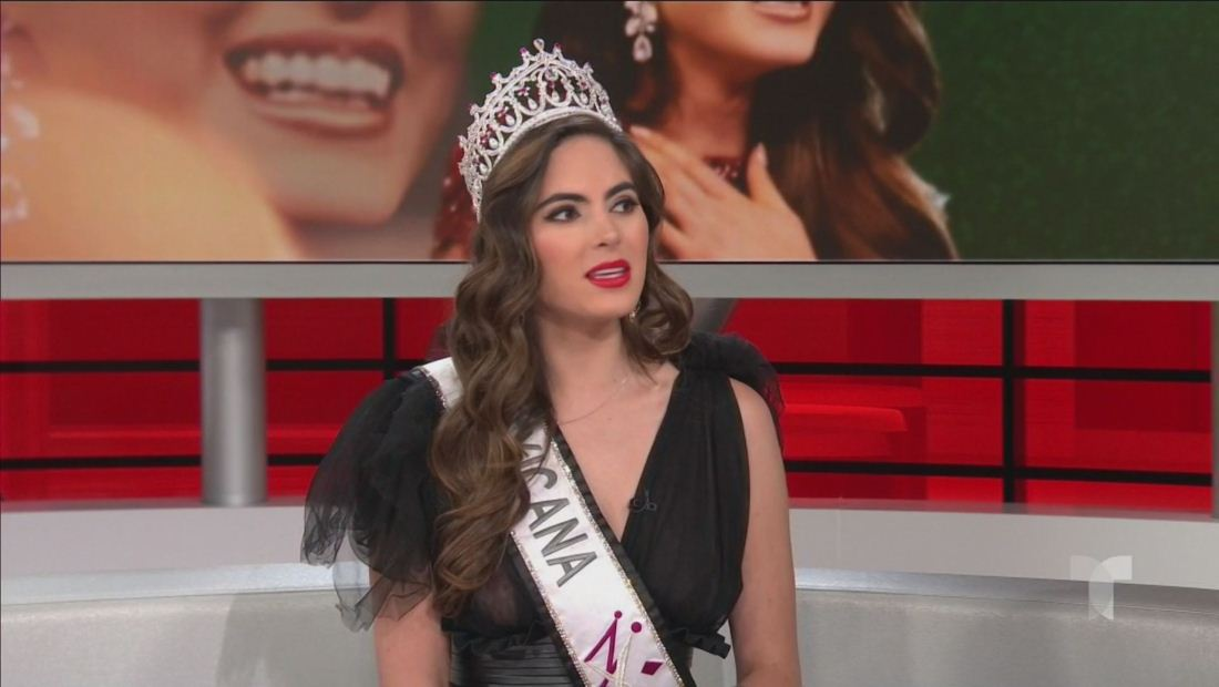 Miss México habla sobre cómo superó su etapa de depresión