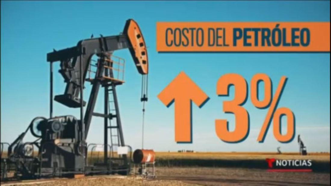 Crisis con Irán dispara el precio de la gasolina en Estados Unidos