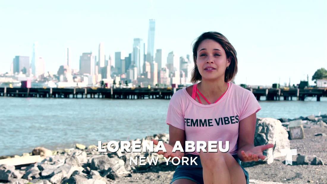 Bio de Lorena Abreu