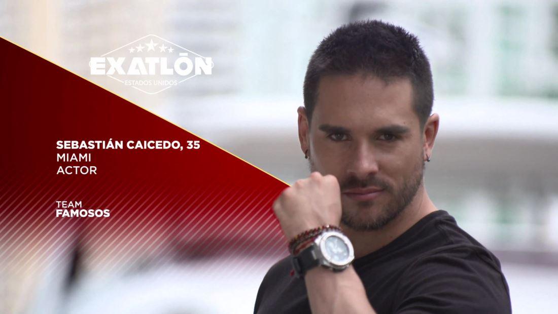 Bio de Sebastián Caicedo
