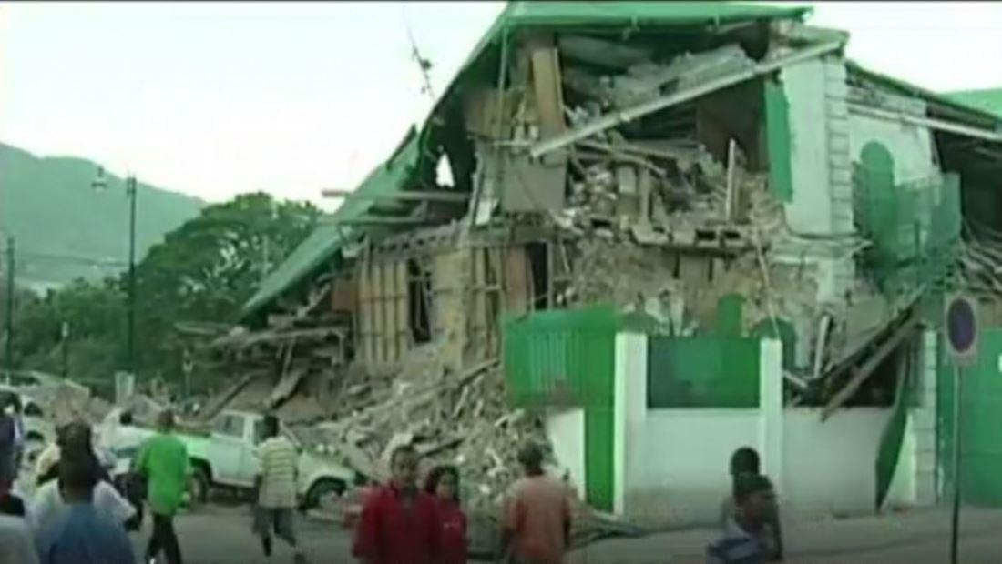 Haití, a 10 años del devastador terremoto, miles viven peor que antes del desastre
