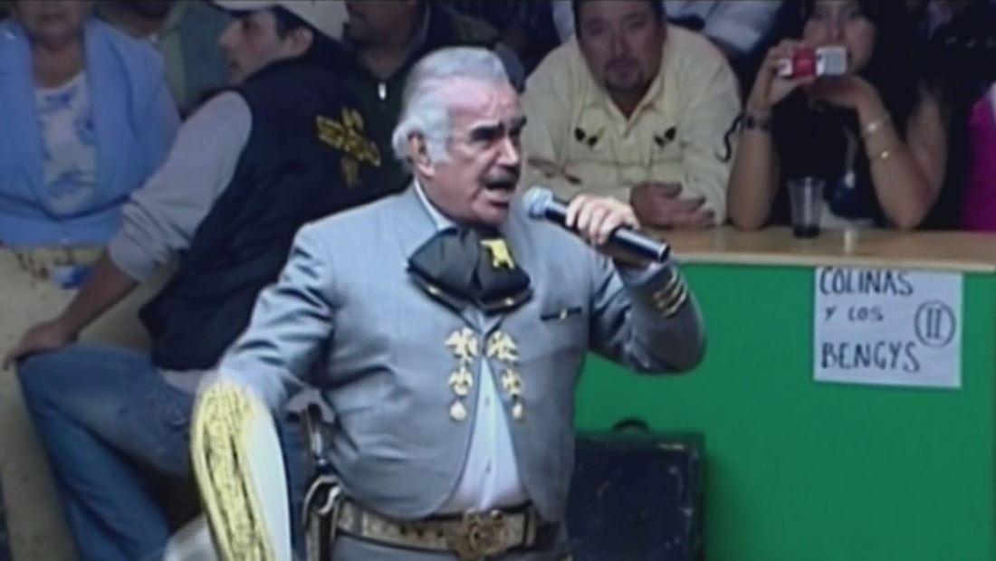 ¿Vicente Fernández deshereda a Alejandro Fernández por sus excesos?