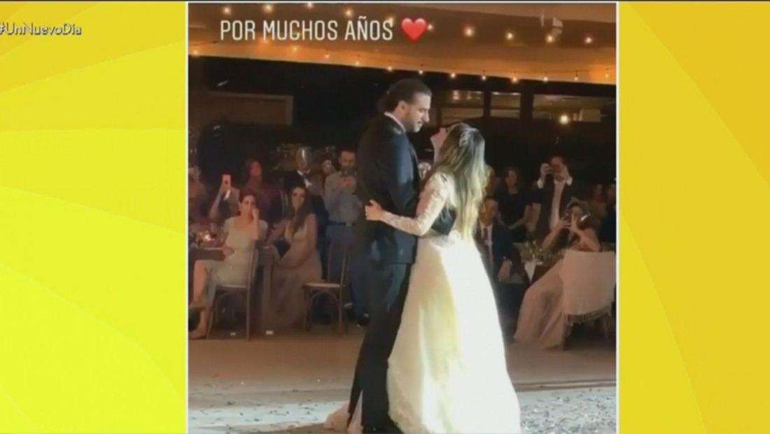 Dulce María: filtran imágenes de su boda con Paco Álvarez