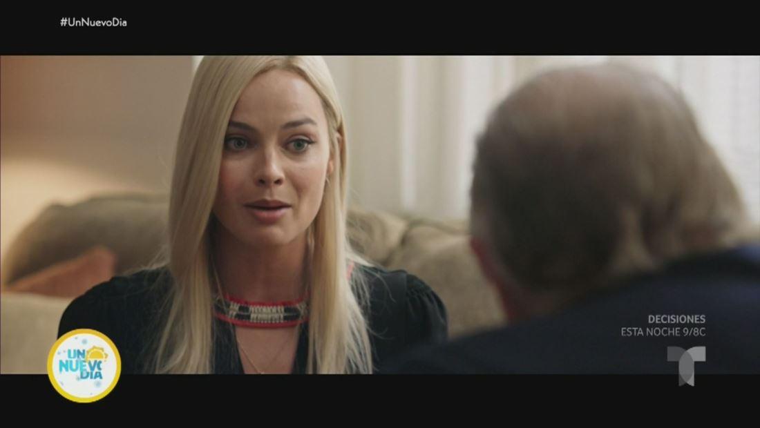Las mujeres de la película 'Bombshell' se defienden de la agresión sexual