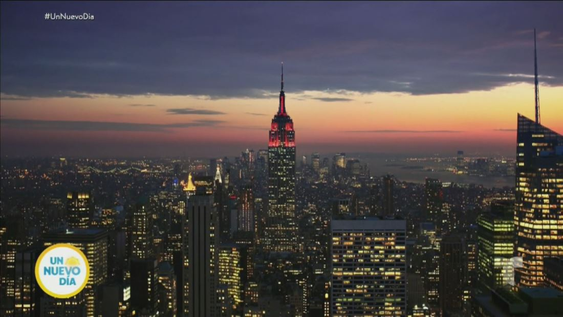 King Kong regresa al Empire State Building de Nueva York