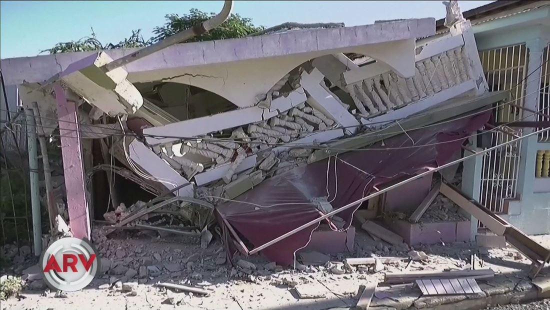 Puerto Rico despertó con fuerte terremoto de 6.4 grados