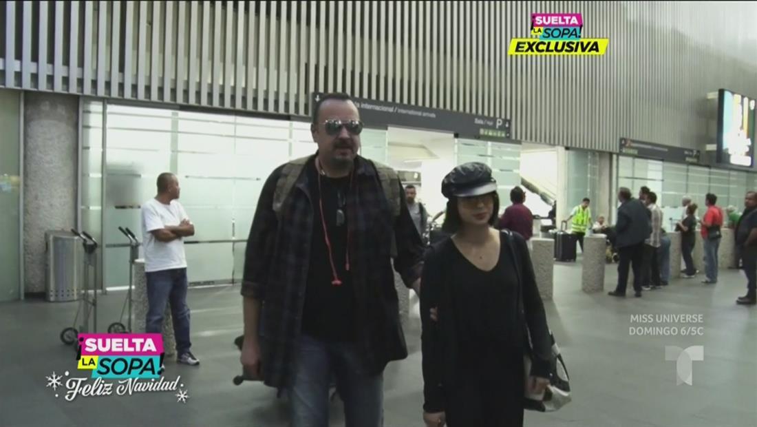 Pepe Aguilar entra al rescate de su hija, Angela Aguilar (VIDEO)