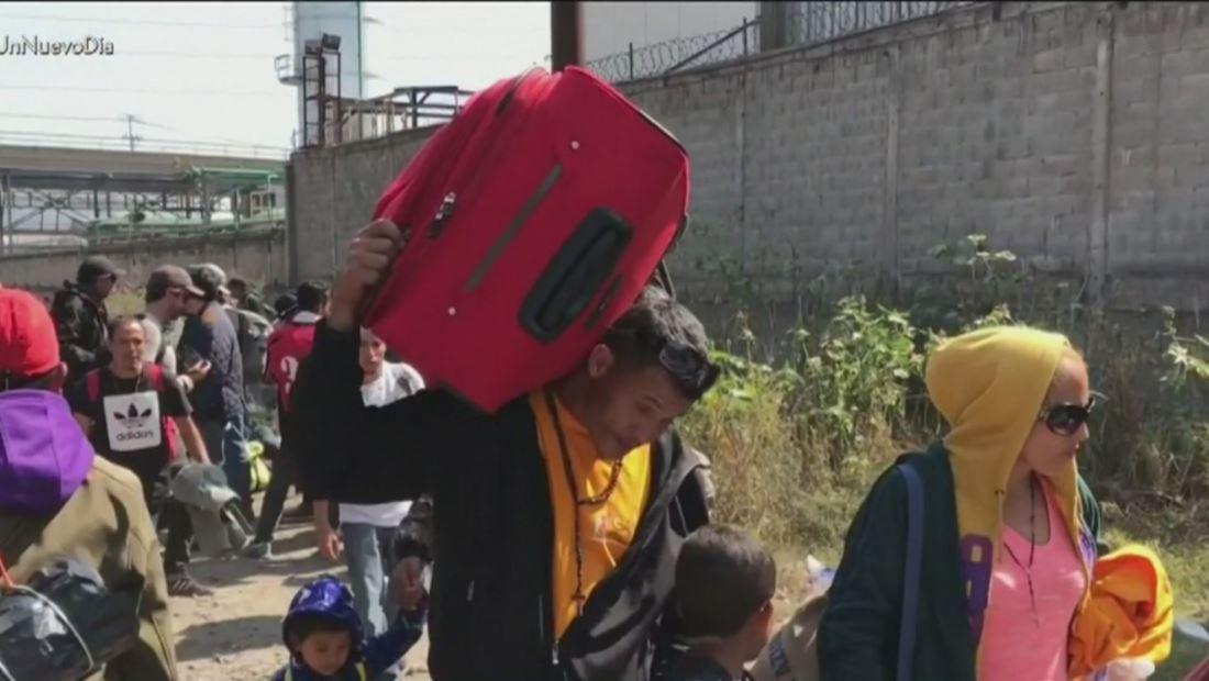Unos 270 millones de personas migraron a través del planeta en el 2019