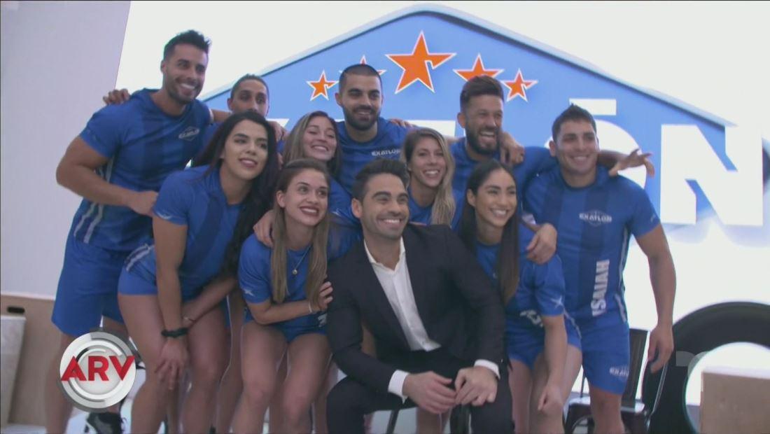 Exatlón EE.UU presenta los participantes de su nueva temporada