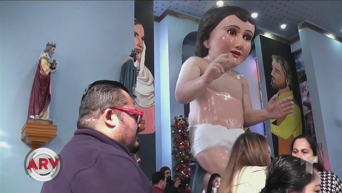 México cuenta con el niño Dios más grande del mundo