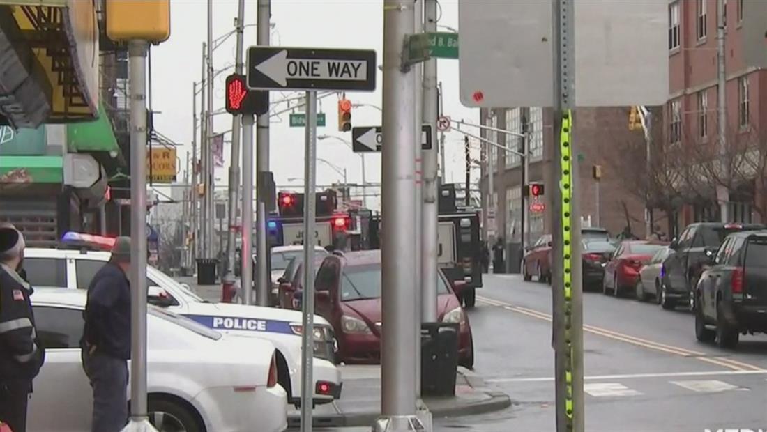 Tiroteo en Jersey City parece ser un ataque de odio contra la comunidad judía