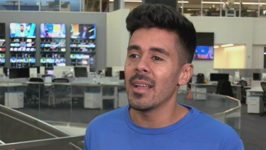 Jay Flores abandona a Exatlón EE. UU. (VIDEO)