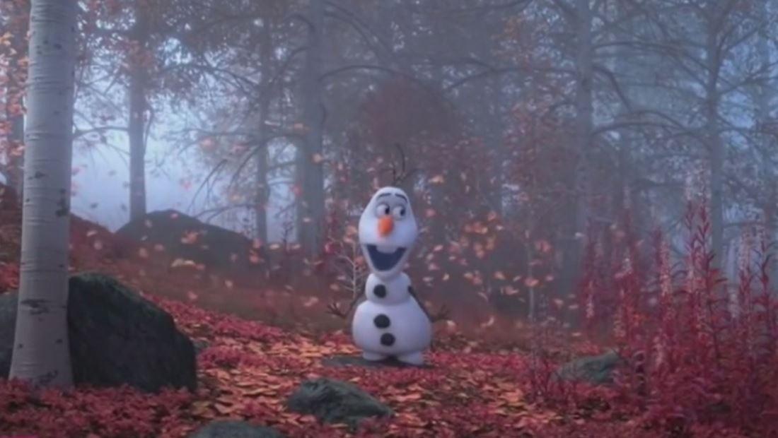 Llega a la pantalla grande la película de Disney: 'Frozen II'