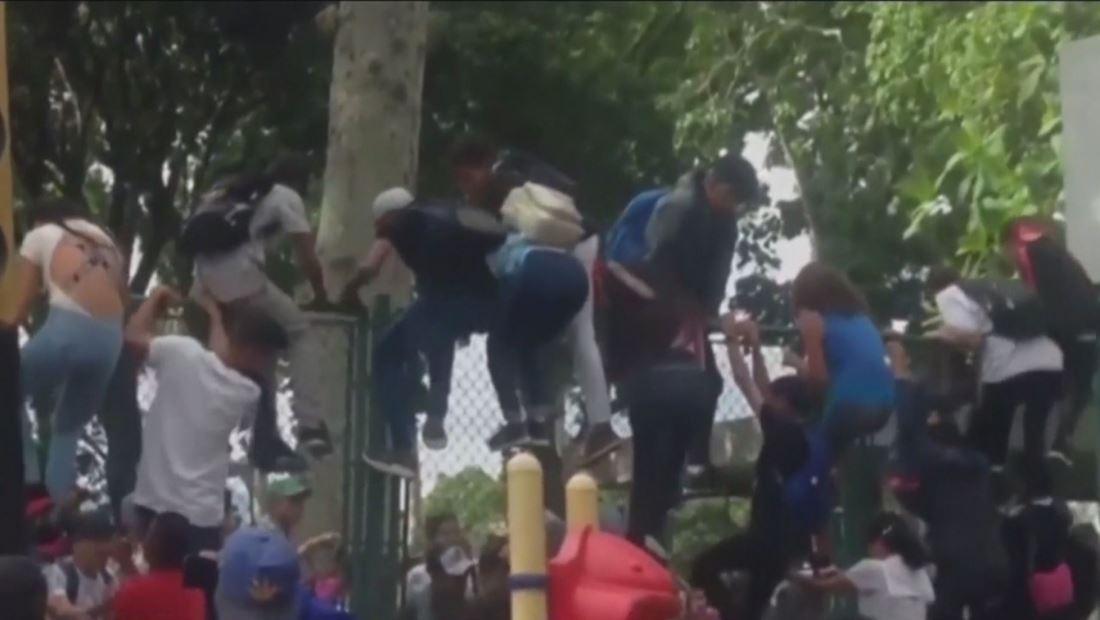 Estampida humana en medio de concierto en Venezuela deja tres muertos