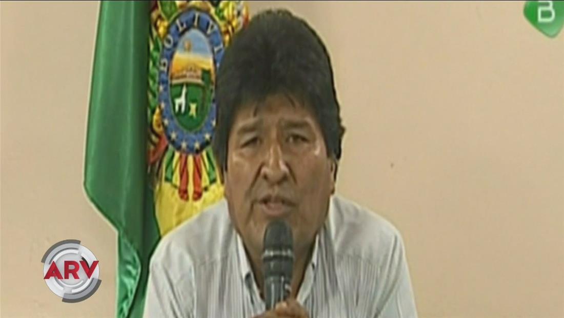 Evo Morales renuncia a la presidencia de Bolivia en medio de la polémica