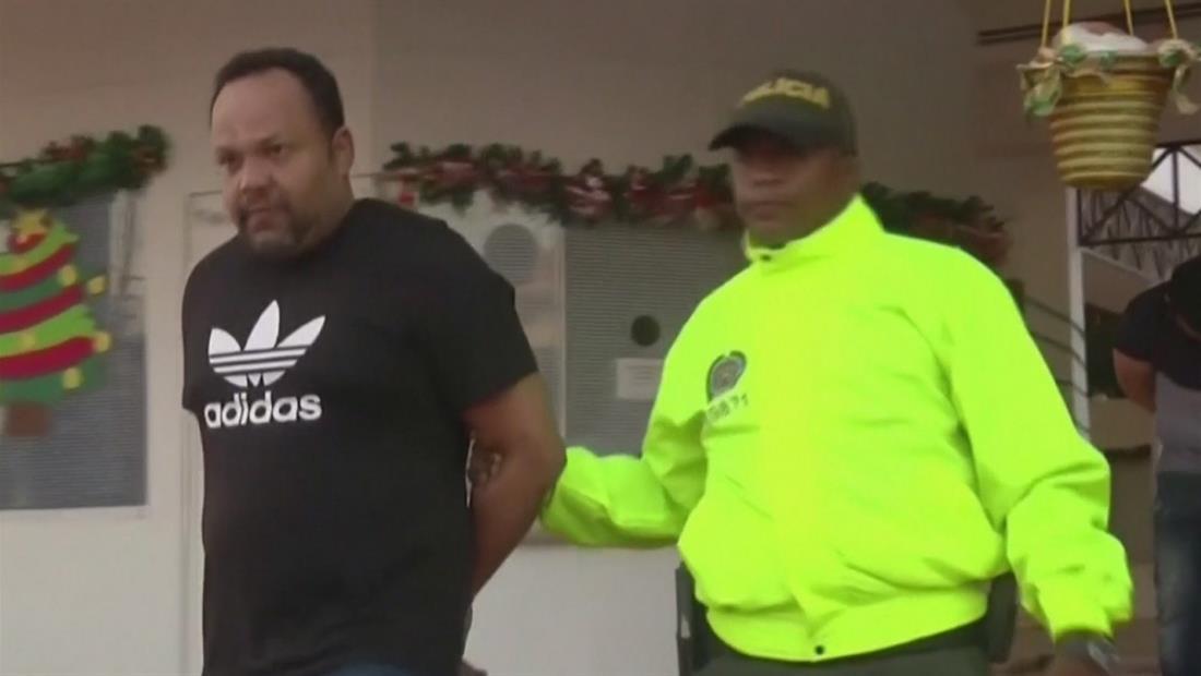 """Capturan a Cesar """"El abusador"""", narcotraficante dominicano más buscado"""