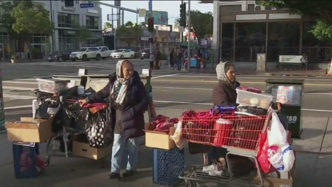 Vendedores ambulantes de Los Ángeles necesitarán ahora un permiso de la ciudad