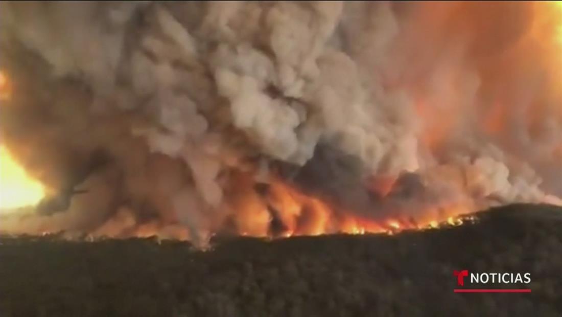 Estado de emergencia y evacuaciones masivas en Australia por propagación de incendios