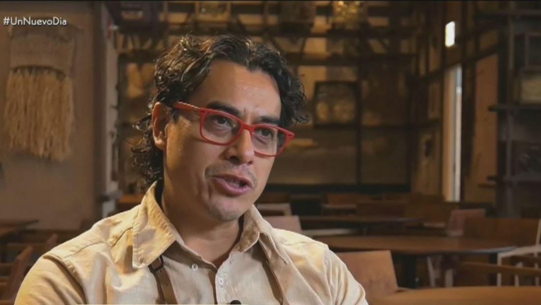 El chef Carlos Gaytán: el primer latino en recibir una estrella 'Michelin'