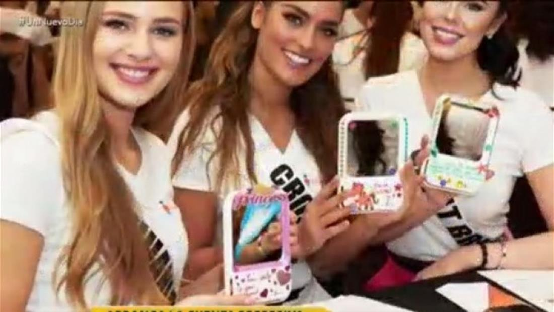 ¿Qué hacen las reinas antes de Miss Universo 2019?