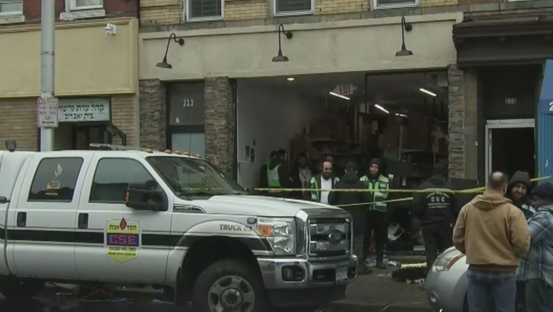 Tiroteo de Jersey City: Las banderas ondean a media asta en señal de luto