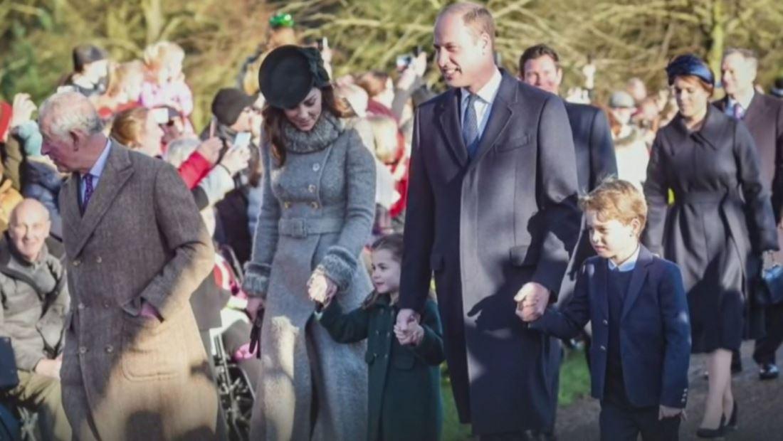 Familia Real acude a misa de Navidad pero hubo grandes ausentes