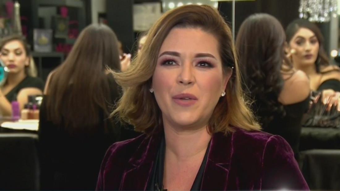 Alicia Machado arremete contra René Pérez y Maradona en redes sociales