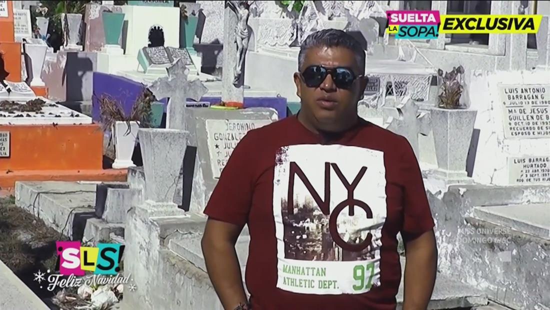 Fuimos al cementerio con el Brujo de Sherlyn (VIDEO)