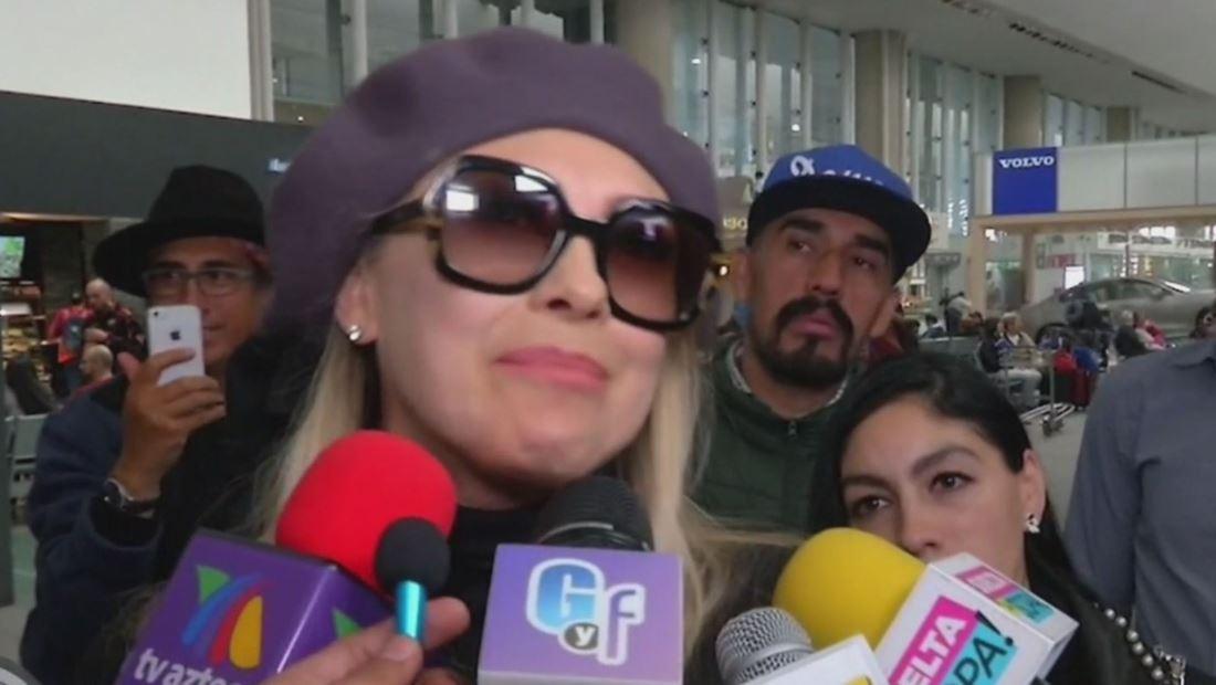 Aracely Arámbula dice no arrepentirse de su relación con Luis Miguel