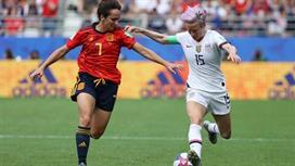 España vs Estados Unidos