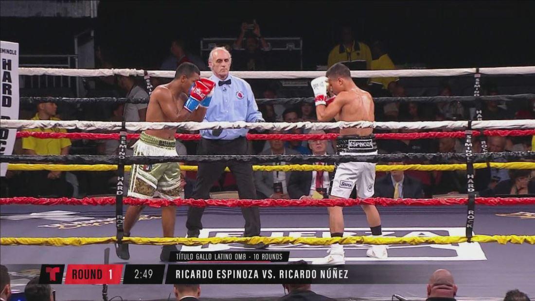 Espinoza vs Núñez