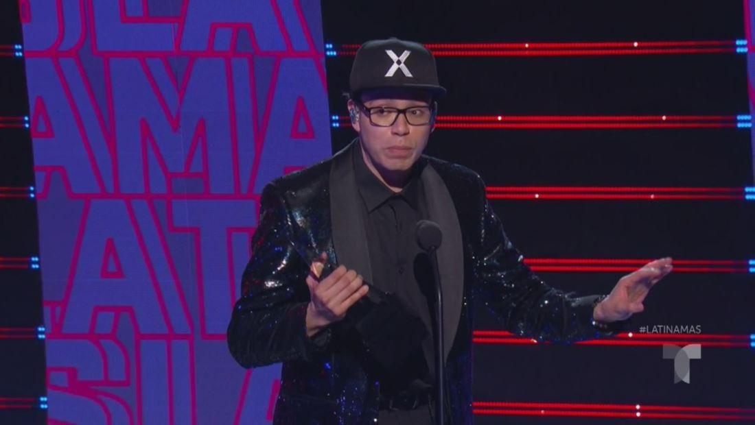 Raymix gana el Premio Álbum Regional Mexicano en los Latin AMAS 2019