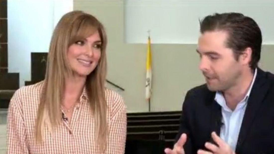 Blanca Soto y Julio Vaqueiro en nuevo proyecto juntos