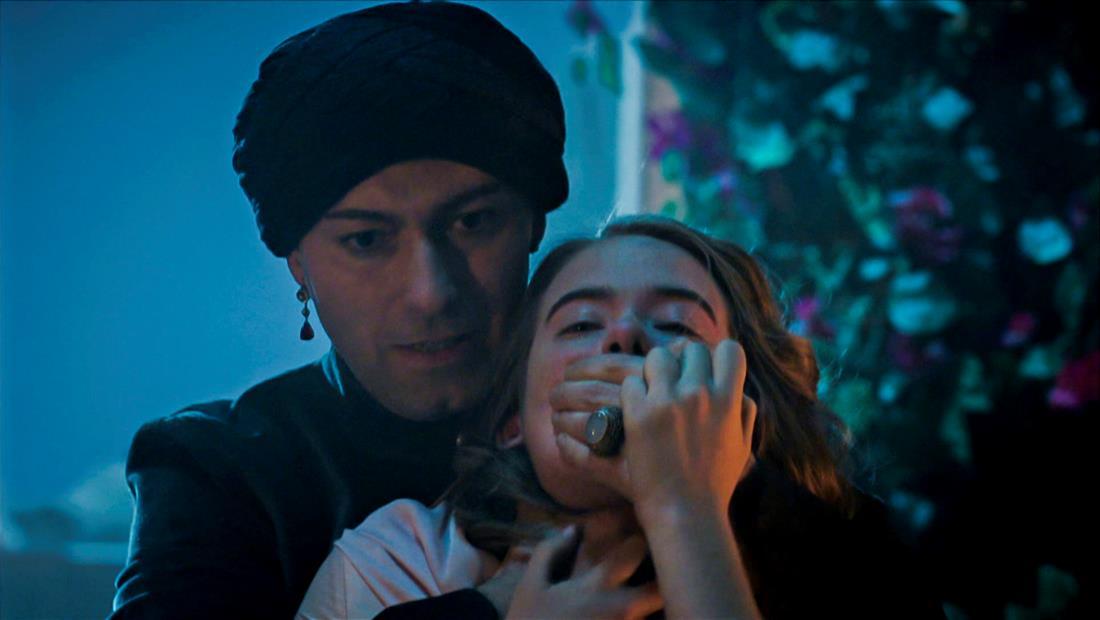 Anastasia a punto de morir