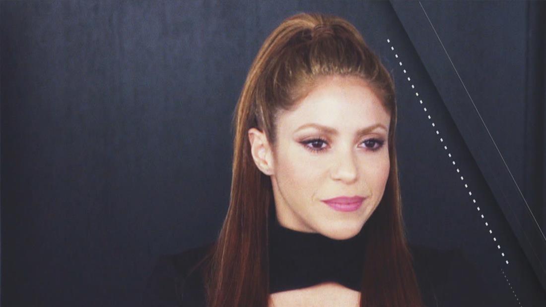 De gira con Shakira
