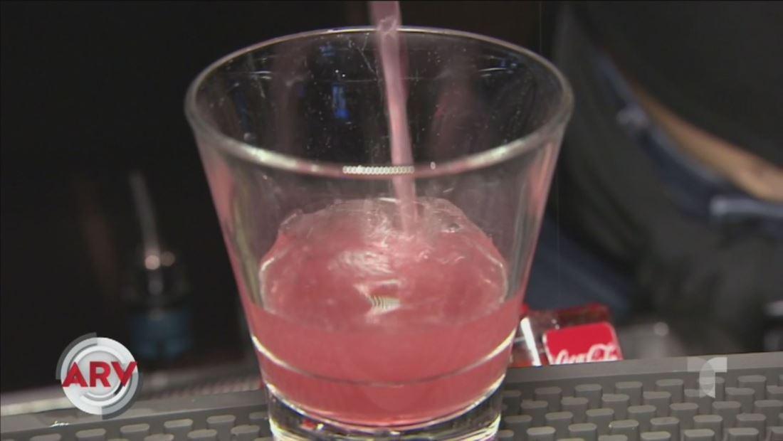 Inventan dispositivo para detectar alucinógenos en las bebidas