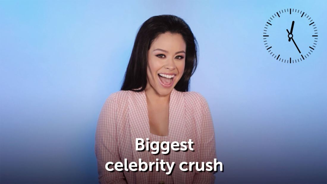 Cierra Ramirez Under 60 Seconds: she has a crush on a famous Hollywood actor