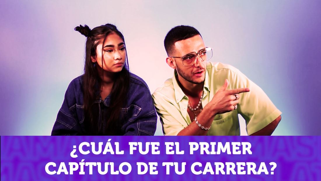 Paloma Mami and C. Tangana Talk to Us About Their Humble Beginnings |My First Chapter