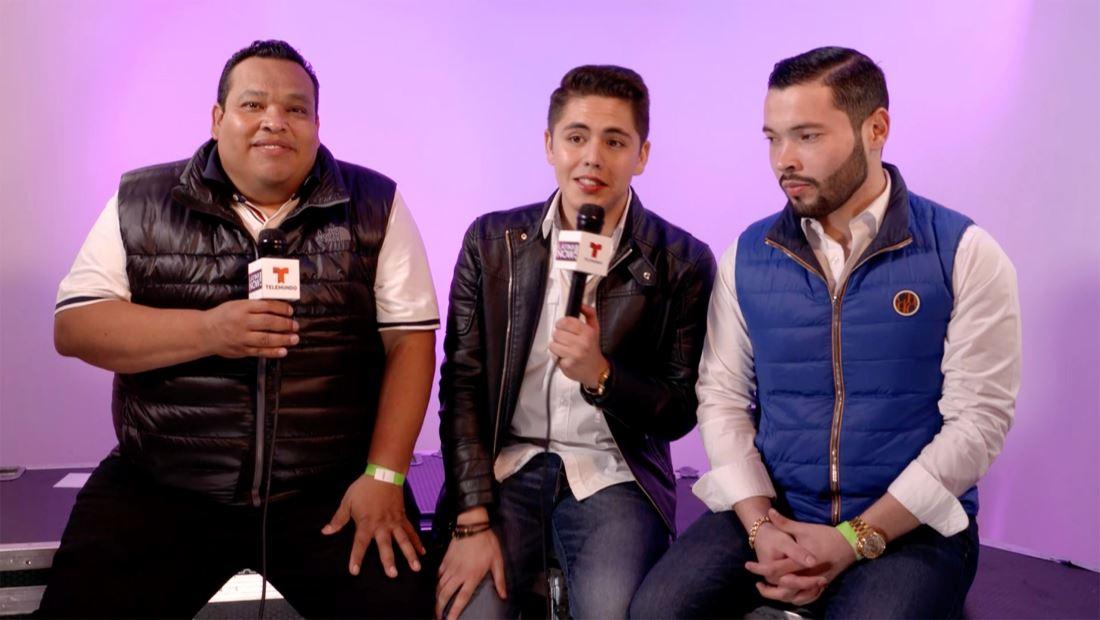 Latin AMAs 2019: La Banda Los Sebastianes hablan de su colaboración con Sebastián Yatra