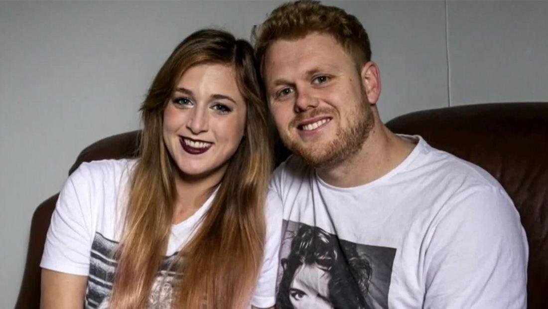 Una pareja se convierte en la primera en casarse gracias a Tik Tok