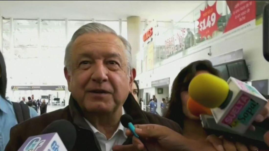 AMLO reacciona sobre los impuestos de Enrique Guzmán (VIDEO)