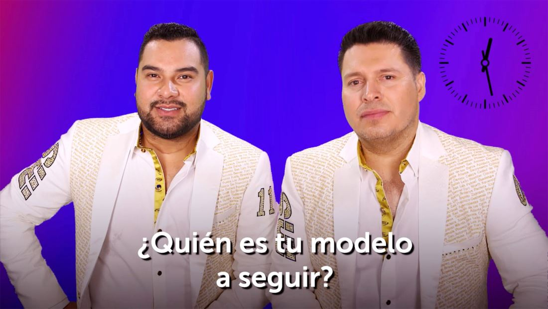 Banda MS Under 60 Seconds: el modelo a seguir de los integrantes de Banda MS es bien cercano