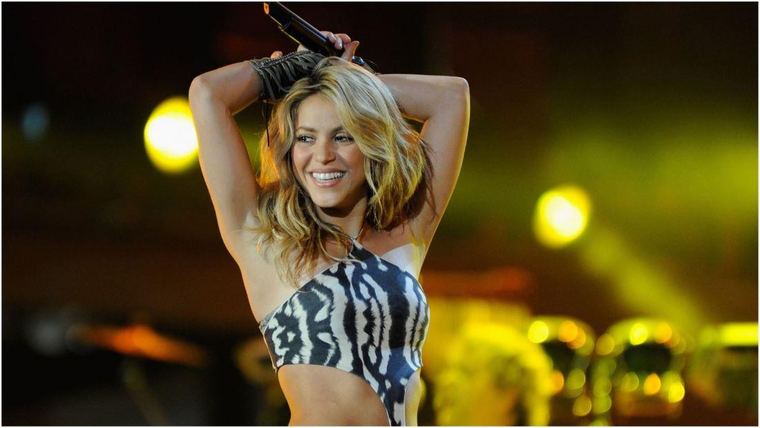 Shakira presume algunos de sus reconocimientos en Instagram